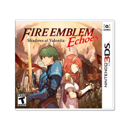 Jogo Fire Emblem Echoes: Shadows of Valentia - 3DS
