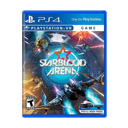 Jogo Starblood Arena VR - PS4 VR