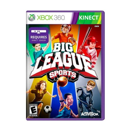 Jogo Big League Sports - Xbox 360