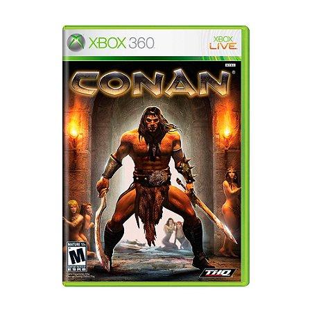Jogo Conan - Xbox 360