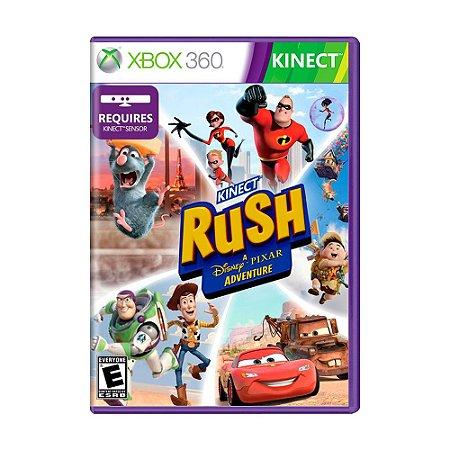 Jogo Kinect Rush: A Disney Pixar Adventure - Xbox 360