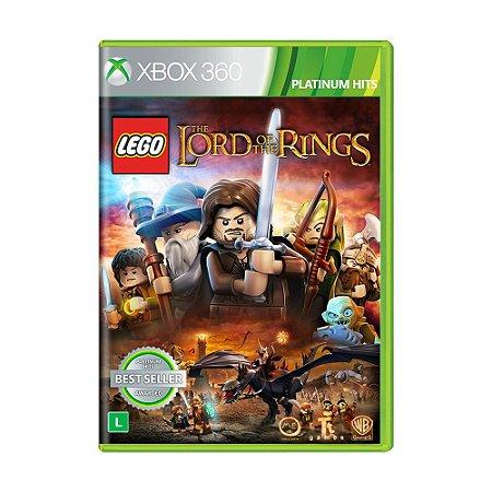 Jogo LEGO: O Senhor do Anéis - Xbox 360