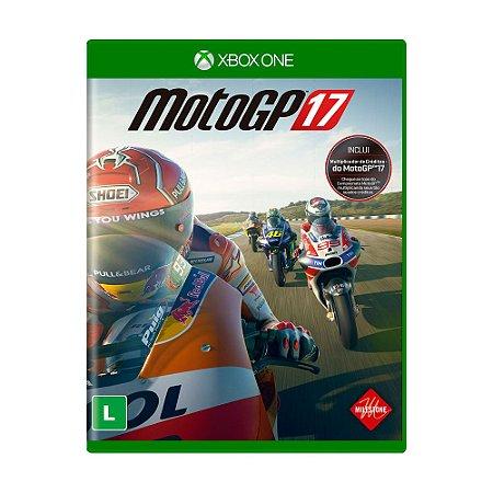 Jogo MotoGP 17 - Xbox One