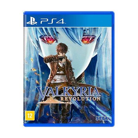 Jogo Valkyria Revolution - PS4