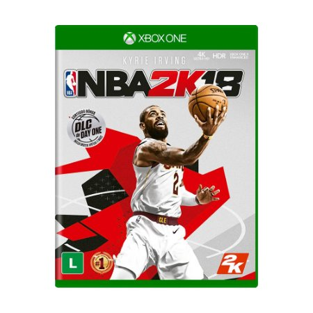 Jogo NBA 2K18 - Xbox One