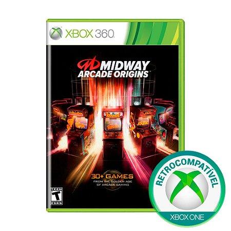 Jogo Midway Arcade Origins - Xbox 360