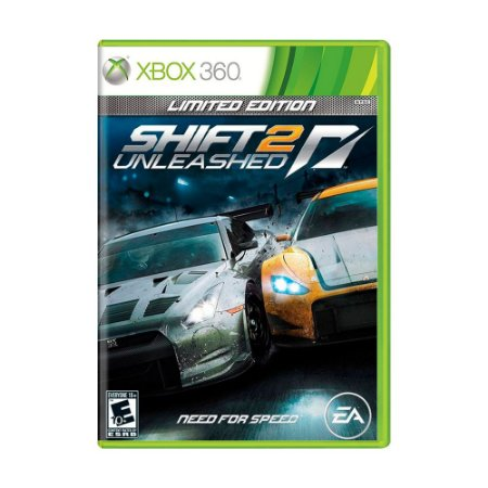 Jogo Need for Speed: Shift 2 Unleashed (Limited Edition) - Xbox 360