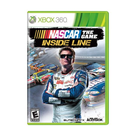 Jogo NASCAR The Game: Inside Line - Xbox 360