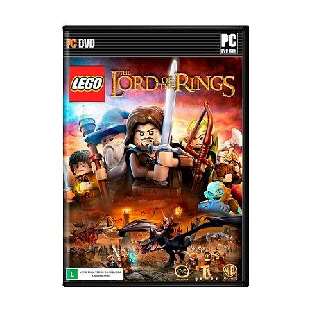 Jogo LEGO O Senhor dos Anéis - PC