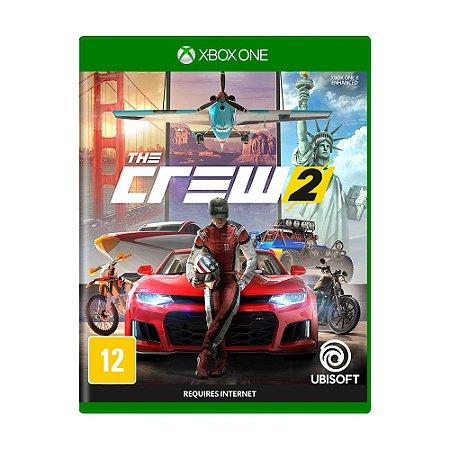 Jogo The Crew 2 - Xbox One