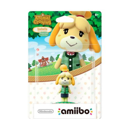 Nintendo Amiibo: Isabelle (Summer Outfit) - Animal Crossing