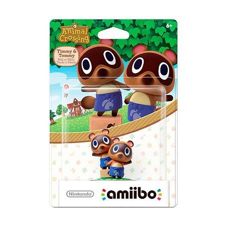 Nintendo Amiibo: Timmy & Tommy - Animal Crossing