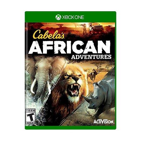 Jogo Cabela's African Safari - Xbox One