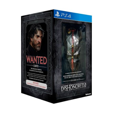 Jogo Dishonored 2 (Collector's Edition) - PS4