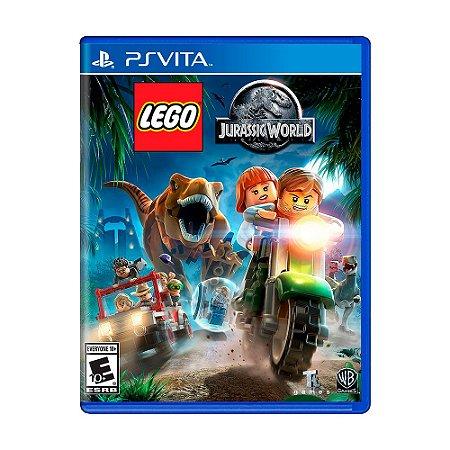 Jogo LEGO Jurassic World - PS Vita