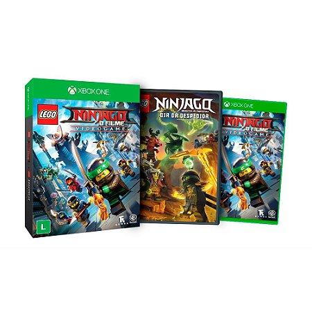 Jogo LEGO Ninjago: O Filme Videogame (Edição Limitada) - Xbox One