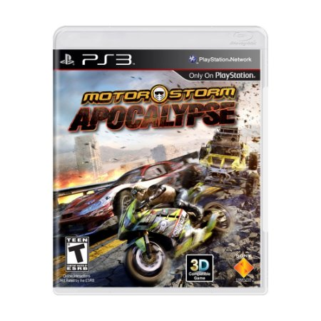 Jogo MotorStorm: Apocalypse - PS3
