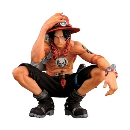 Action Figure Portgas D. Ace King of Artist One Piece - Banpresto