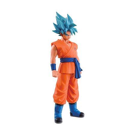 Action Figure Goku DXF Blue Dragon Ball Z - Banpresto