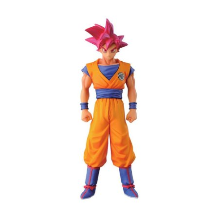 Action Figure Goku Chozousyu God Dragon Ball Z - Banpresto