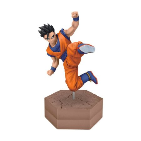 Action Figure Son Gohan DXF Fighting Combination Dragon Ball Z - Banpresto