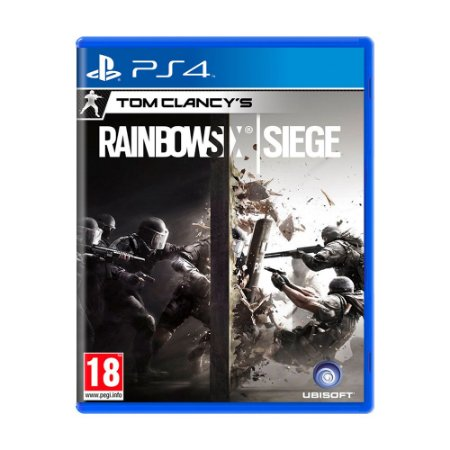 Jogo Tom Clancy's: Rainbow Six Siege - PS4