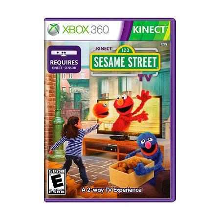 Jogo Sesame Street TV - Xbox 360