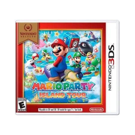 Jogo Mario Party: Island Tour - 3DS