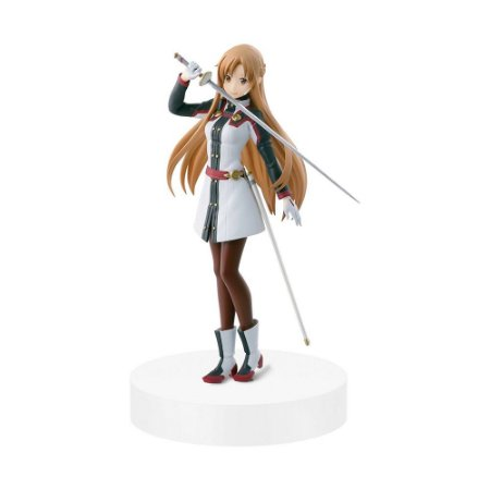 Action Figure Asuna Sword Art Online: Ordinal Scale Movie - Banpresto (Modelo 1)