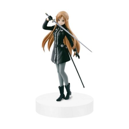 Action Figure Asuna Sword Art Online: Ordinal Scale Movie - Banpresto (Modelo 2)