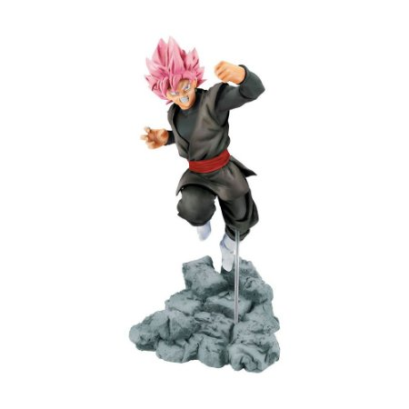 Action Figure Goku Black Dragon Ball Super - Soul x Soul - Banpresto