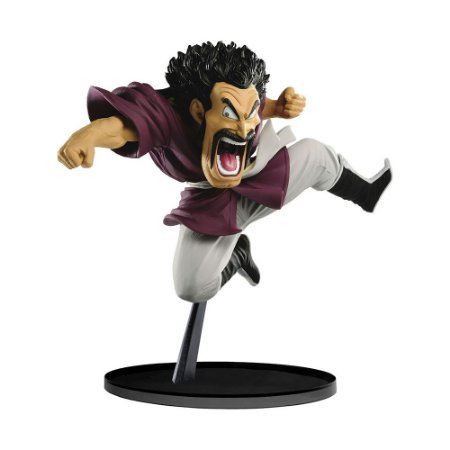 Action Figure Mr. Satan Dragon Ball Z - Banpresto