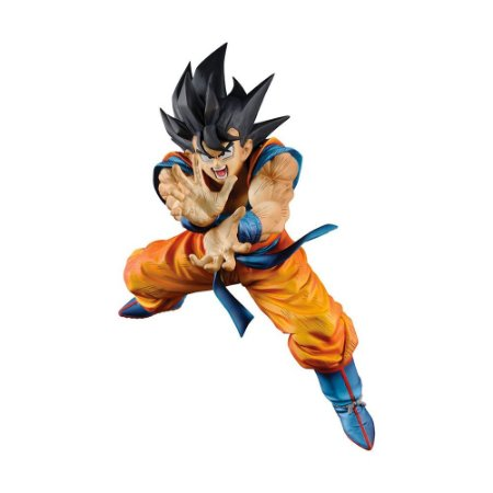 Action Figure Goku Super Kamehameha Dragon Ball Z - Banpresto