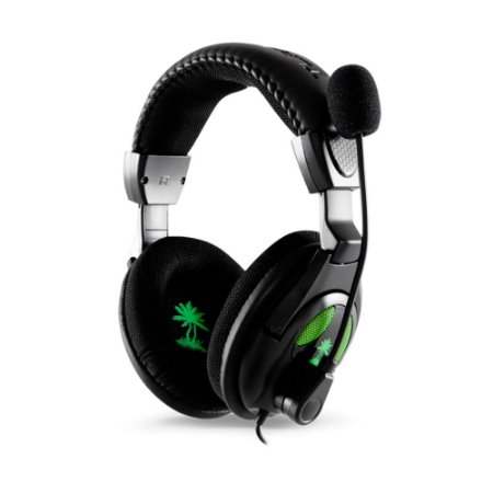 Headset Turtle Beach Ear Force X12 Com Fio - Xbox 360, PC e Mobile