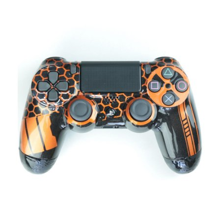 Controle Dualshock 4 Black Ops III sem fio - Casual - PS4