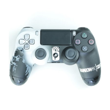 Controle Dualshock 4 Rainbow Six Siege sem fio - Casual - PS4