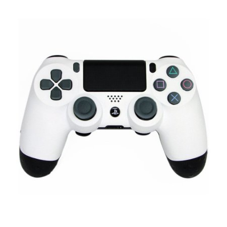 Controle Dualshock 4 Elite Branco sem fio - Alta Performance - PS4