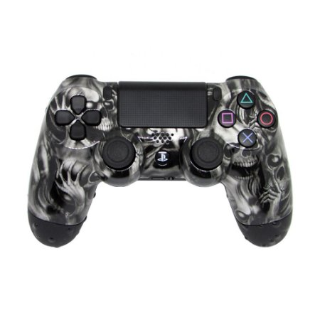 Controle Dualshock 4 Ghosts sem fio - Casual - PS4