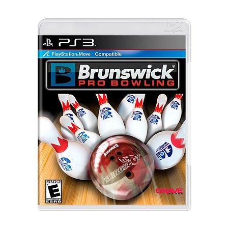 Jogo Brunswick Pro Bowling - PS3