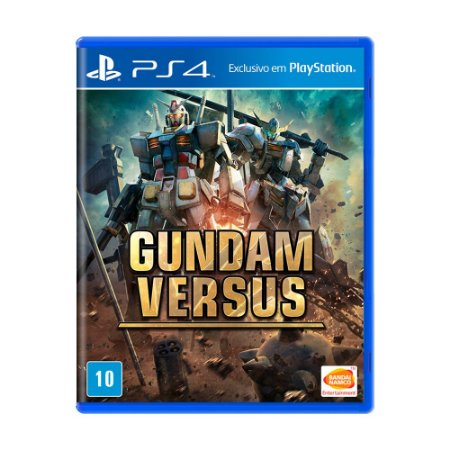 Jogo Gundam Versus - PS4