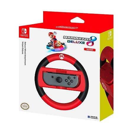 Volante Deluxe Hori Mario (Mario Kart 8 Deluxe) - Switch