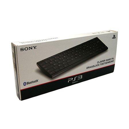 Teclado Wireless Sony - PS3