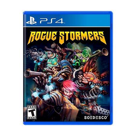 Jogo Rogue Stormers - PS4