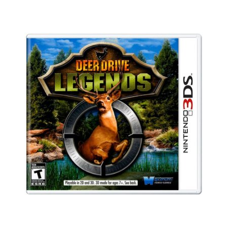 Jogo Deer Drive Legends - 3DS