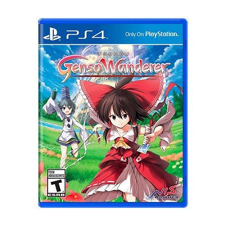 Jogo Touhou Genso Wanderer - PS4