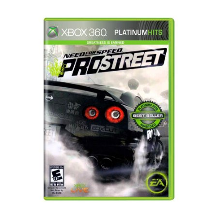 Jogo Need for Speed ProStreet - Xbox 360