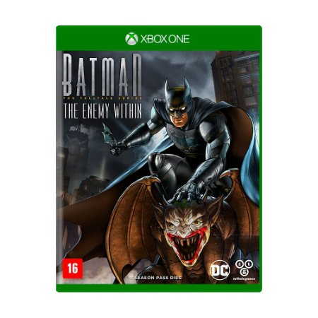 Jogo Batman: The Enemy Within - Xbox One