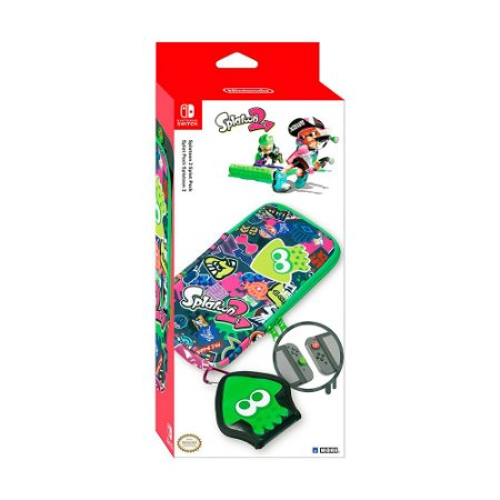 Pacote Splat para Nintendo Switch (Splatoon 2) Hori - Switch