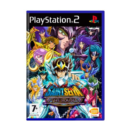 Jogo Saint Seiya: The Hades - PS2