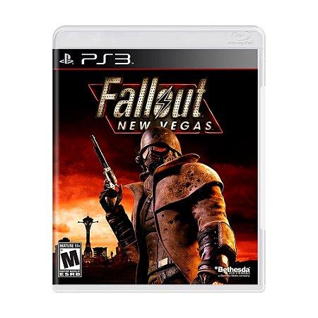 Jogo Fallout: New Vegas - PS3